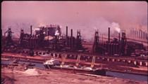Republic Steel Oil Spill Reported in Lorain County's Black River
