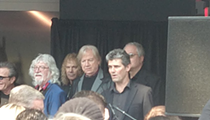 Rock Hall Dedicates New Hall of Fame Gallery with 2018 Inductees Moody Blues and Jon Bon Jovi