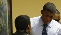 YSU Football Player and Steubenville Rapist Ma'Lik Richmond Wants Off Sex Offender Registry
