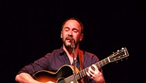 Dave Matthews Dazzles 4/20 Crowd in Support of Dennis Kucinich