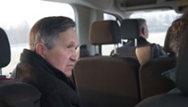 "Dennis Kucinich to Return $20,000 Speaking Fee for ""Pro-Assad"" Conference"