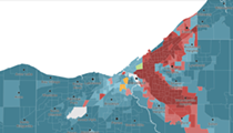 New Data Map Reminds Us Cleveland Is Hyper-Segregated