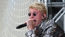 Machine Gun Kelly Among the Acts to Perform at the Tenth Annual Roverfest