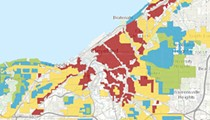 Cleveland Neighborhoods 'Redlined' in the 1930s Are the Same Ones Dealing With Lead, Sexual Assault, Poverty and Poor Internet Issues Today