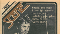 How WMMS, Cleveland and the Agora Created and Preserved One of the Most Important Nights of Bruce Springsteen's Career