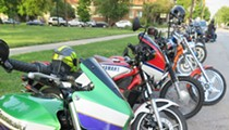 Rock Hall Partners with Quaker Steak & Lube to Host a Special Bike Night