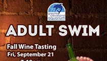 Win A Pair Of Tickets To The Fall Wine Tasting on Friday, September 21 at the Cleveland Aquarium