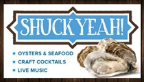 Shuck Yeah! (October 13) - Alley Cat Oyster Bar