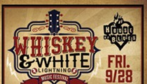 Win 4 Tickets to Whiskey & White Lightning Music Festival