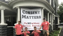 One Kent State Frat is Fighting Sexual Assault, Stupid City Ordinances with 'Consent Matters' Banner