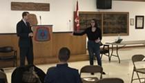 Meet Dory MacMillan, the 23-Year-Old Impersonating Mike DeWine for Cordray's Ohio Gubernatorial Debate Prep