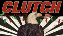 Clutch to Perform at the Masonic Auditorium on New Year's Eve