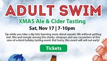 Win A Pair Of Tickets To The X Mas Ale & Cider tasting at the Cleveland Aquarium