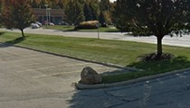 Can Drivers Avoid this Rock in the Avon Commons Parking Lot? An Investigation Reveals No