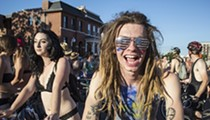 Cleveland Can't Consider Itself a Real City Until it Participates in World Naked Bike Ride Day