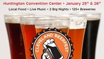 Win A Pair Of Tickets To The Cleveland Winter Beer Fest