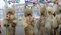 Cleveland's Slovenian Winter Festival, Kurentovanje, Expands With Six Days of Festivities