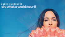Singer-Songwriter Kacey Musgraves to Perform at Jacobs Pavilion at Nautica in September