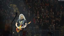 Metallica Shreds the Hits in Highly Self-Aware Concert at the Q