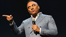 Comedian Russell Peters to Perform at MGM Northfield Park — Center Stage in July