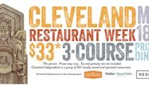 Cleveland Independents Restaurant Week Runs March 18-30