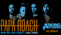 Papa Roach to Perform at Jacobs Pavilion at Nautica in August