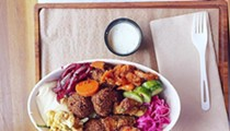 Brassica is Giving Out Free Falafel on Monday in Honor of Earth Day