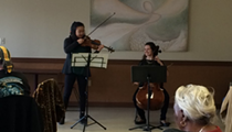 Renovare Music Pairs Songs With Stories of the Homeless in Cleveland, and the Rest of the Classical Music to Catch This Week