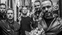Blue October Coming to the Agora in November