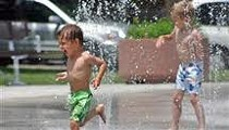 Cleveland is Best City in Country for Splash Pads