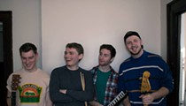 Here's the New Music Video From Local Indie Rockers Suitcase Runaway