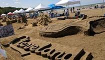Sandcastle Contest Hits Edgewater Beach Saturday