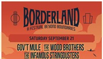 Win a pair of weekend VIP passes to the Borderland Music + Arts Festival