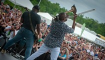 Trombone Shorty to Play the Goodyear Theater in September