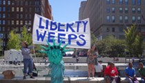 'Liberty Weeps' Asked Clevelanders to Raise Voices Against Immigration Injustice