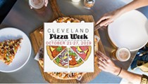 Cleveland Pizza Week (October 21 - 27)