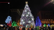 Have a 50-Foot Pine Tree You Want Removed for Free? Cleveland's Looking for This Year's WinterFest Tree