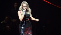 Carrie Underwood Puts Her Vocal Prowess on Display at Rocket Mortgage FieldHouse