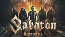 Win a pair of tickets to the Sabaton show at the Agora