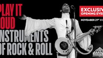 'Play It Loud: Instruments of Rock & Roll' Exhibit to Open at the Rock Hall on Nov. 22