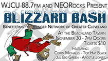 WJCU's 14th Annual Blizzard Bash to Take Place on Nov. 30 at the Beachland Tavern