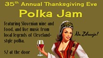 35th Annual Pre-Thanksgiving Polka Jam to Take Place on Nov. 27 at the Slovenian National Home
