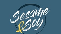 Sesame and Soy Asian Takeout in Tremont Has Closed