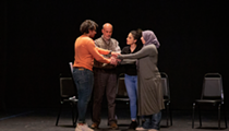 Masrah Cleveland Al-Arabi's Bilingual Production of 'And Then We Met...' at CPT Brings Four Strangers Together on the Path to Mutual Respect