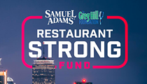 Samuel Adams 'Restaurant Strong' Fund Will Give $1,000 Grants to Ohio Service Industry Workers Affected by Shutdowns
