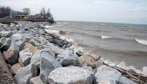Another Record Month for Lake Erie Water Levels