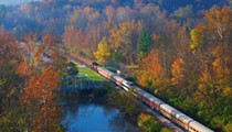 Cuyahoga Valley Scenic Railroad Resumes Train Rides October 1st, Polar Express Returns in November