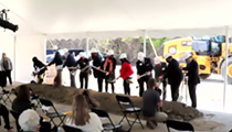 Greater Cleveland Food Bank Breaks Ground on Big New Collinwood Building