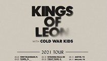 Kings of Leon Coming to Blossom in August