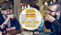 Cleveland Burger Week Returns With $6 Burgers From Your Favorite Restaurants July 12-18